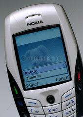 Nokia mobile phone  2004.