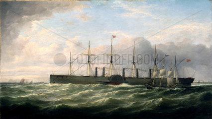PSS 'Great Eastern'  c 1859.