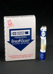 BreathScan alcohol detector  1998.