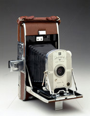 Polaroid land camera  model 95  1948-1953.