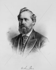 Arthur Pease  c 1875.