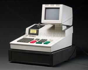 Cash terminal system  c 1985.
