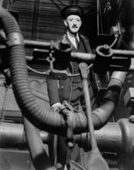 A LMS guard  1938.