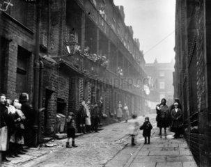 Slum property in Liverpool  Merseyside  22