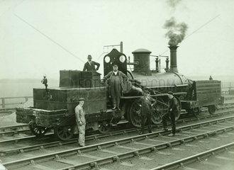 Derwent Locomotiive.