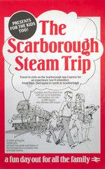 The Scarborough Steam Trip  1983.