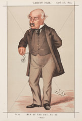 William Jenner  British physician  1873.