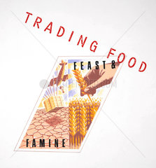 'Trading Food; Feast & Famine'  1990s.