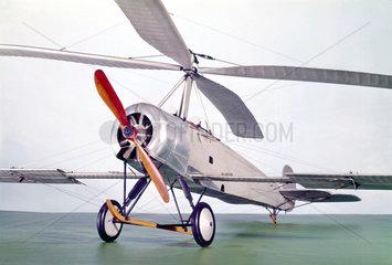 The Cierva Autogiro C6D  c 1926.