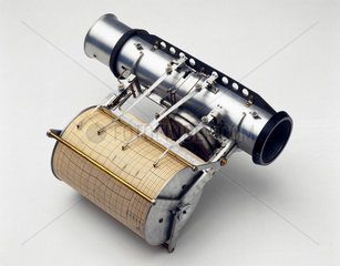 Marvin kite meteorograph  1898.
