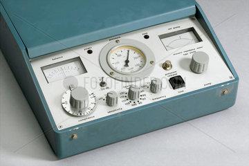 Acoustic Impedance Meter  c 1970-1980.