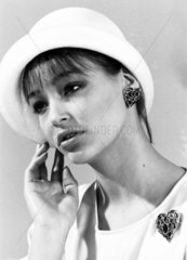 Heart-shaped jewellery  1985.