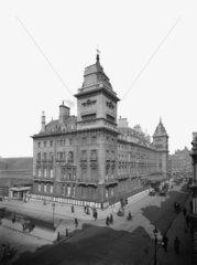 Great Western Hotel  London  1922.