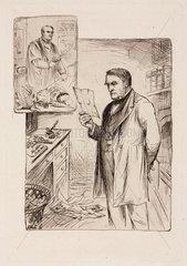 John Wilson  British agriculturist  c 1880s.