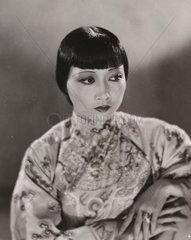 Anna May Wong  1934.