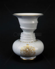 The Royal silhouette vase  2000.