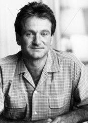 Robin Williams  American actor  1984.