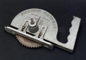 Picador Roto-saw electric drill attachment  1956-1966.