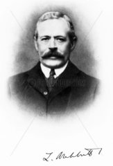 Leonard Archbutt  British chemist  late 19th-early 20th century.