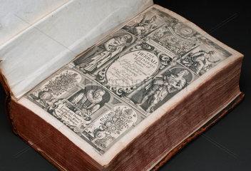 John Gerarde's herbal  1633.