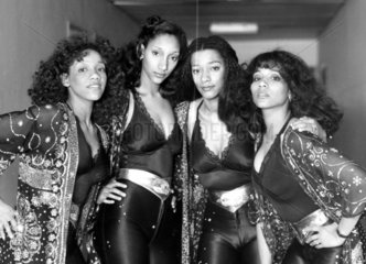 Sister Sledge  March 1981.