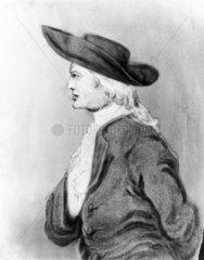 Henry Cavendish  English chemist  18th century.