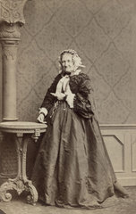 Old woman  mid-late 19th century.