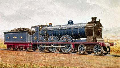 'Cardean' steam locomotive  1906.
