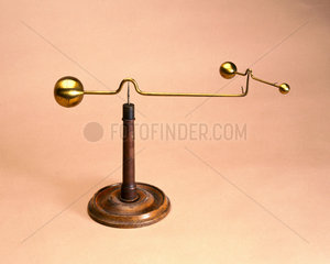 King's electrical orrery  c 1770.