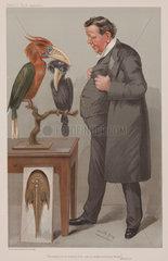 Edwin Ray Lankester  English zoologist  late 19th century.