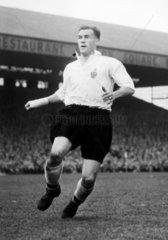 Nat Lofthouse  British footballer  1953.