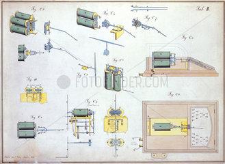 Cooke and Wheatstone English Patent  Table II  6 May 1845.