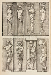 Architectural ornaments  1548.