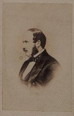 Prince Albert  Consort of Queen Victoria  c 1860.