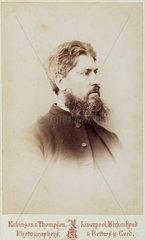 Reverend John Edward Vize  c 1870s.
