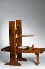 Gutenberg's press  c 1430.