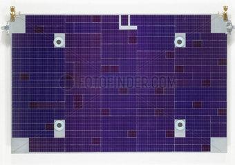 Solar cells from the Landsat 5 satellite  1984.