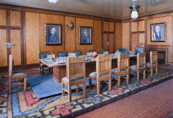 Boardroom  King Edward VII Hospital Fund model  1932.