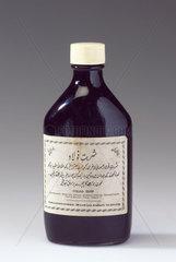 Bottle of Folad Serp  1970-1981.
