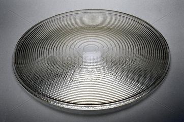 Fresnel lens  1968.