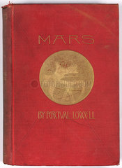 Decorative binding of 'Mars'  1895.
