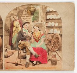 'Barney's Blarney'  c 1885 .