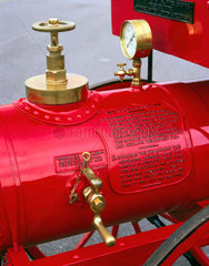 Chemical fire engine  1927.