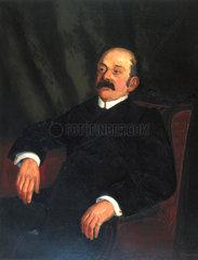 Samuel Holliday  Station Master  1898.