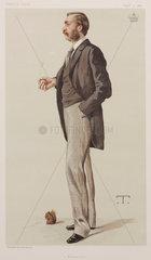 Thomas Walsingham  English naturalist  1882.