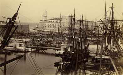 Harbour  19th century.