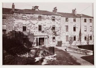 'Bangor  The University'  1884.