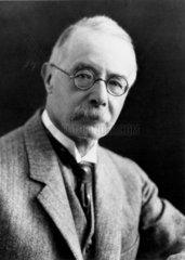 Arthur George Perkin  English chemist  son of Sir William Henry Perkin  c 1920.