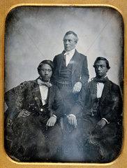 Two Hawaiian princes  May 1850.