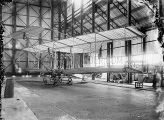 Cody Aeroplane No1  1907.
